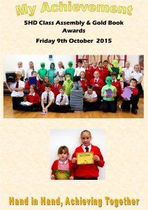 Celebration Assembly 09.10.15