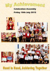 Celebration Assembly 10.07.15